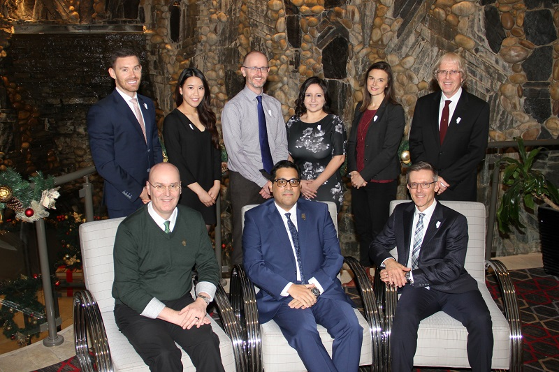 Members of the 2019-20 ACO Council